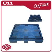 پالت پلاستیکی کد c11