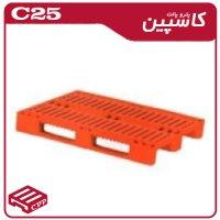 پالت پلاستیکی کد c25