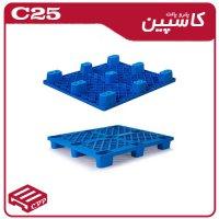 پالت پلاستیکی کد c30