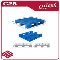 پالت پلاستیکی کد c32