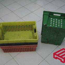 پالت های پلاستیکی 3