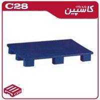 پالت پلاستیکی کد c28