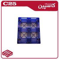 پالت پلاستیکی کد c36