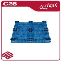 پالت پلاستیکی کد c37