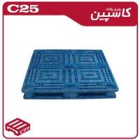 پالت پلاستیکی کد c38